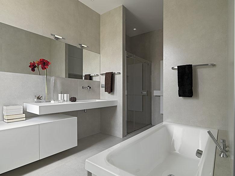 Moderne Badkamer Ideeen : Badkamer voorbeelden modern