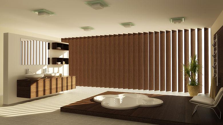 Voorbeeld Grote Badkamer : Luxe badkamers voorbeelden en fotos