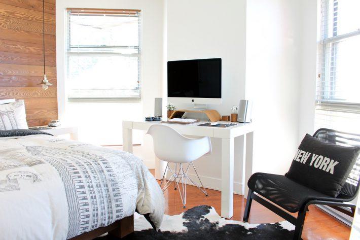 tips inrichting kleine slaapkamer