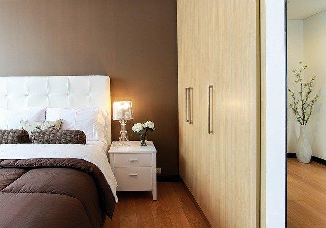 slaapkamer interieur matras