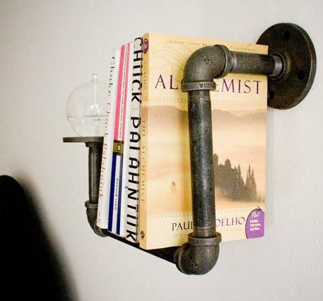 boekenkast creatief