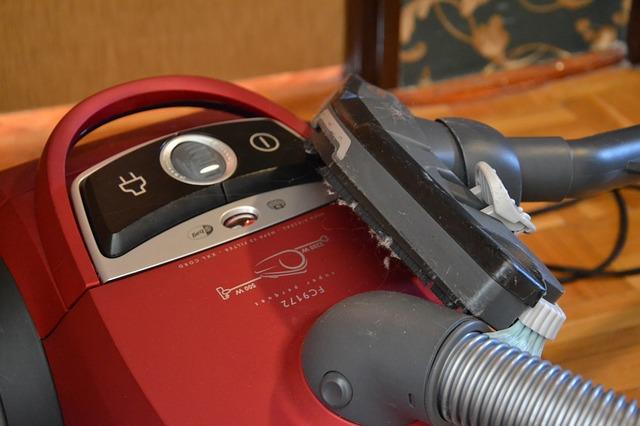 ventilatie:filter stofzuiger vervangen
