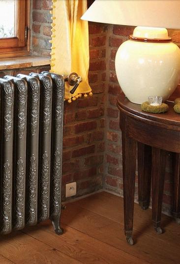 gietijzeren radiatoren