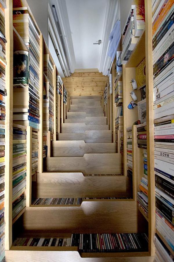 boekenkast inspiratie interieur