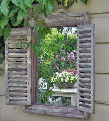 idee 2016 tuin spiegel