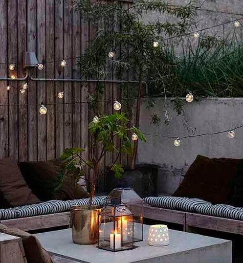 ideeen verlichting tuin 2016