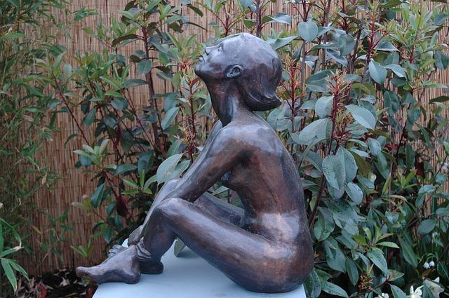bronzen beeld kunst