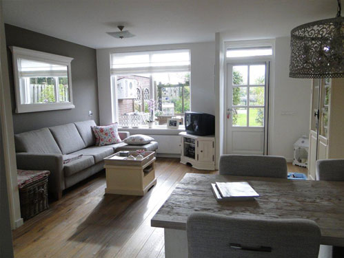 Interieur advies witte woonkamer for Mooie huiskamer inrichting