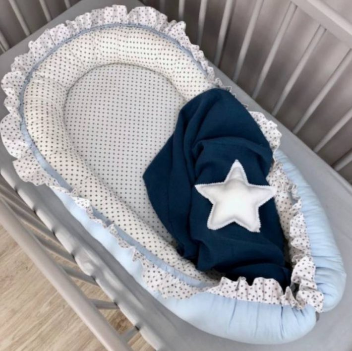 interieur met baby: nest is handig