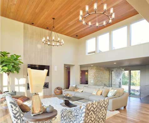 interieur ideeen - tips woonkamer en slaapkamer inrichten, Modernes haus