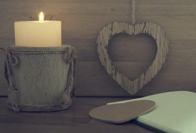 kaarsen interieur