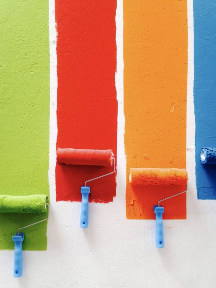 woonkamerr schilderen kleuren