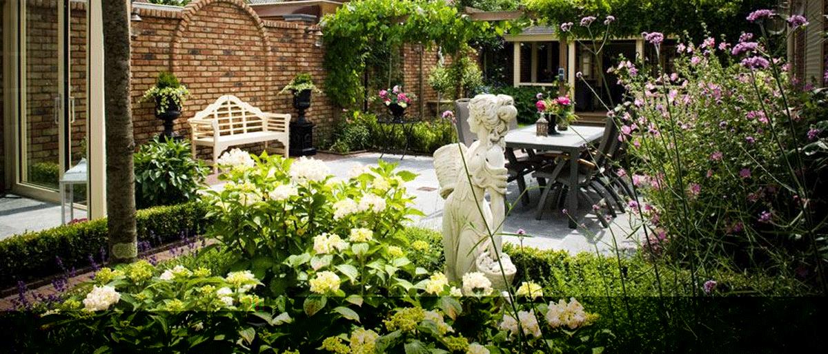 Tuin ideeen om je tuin de beste plek van je huis te maken - Huis in de tuin ...