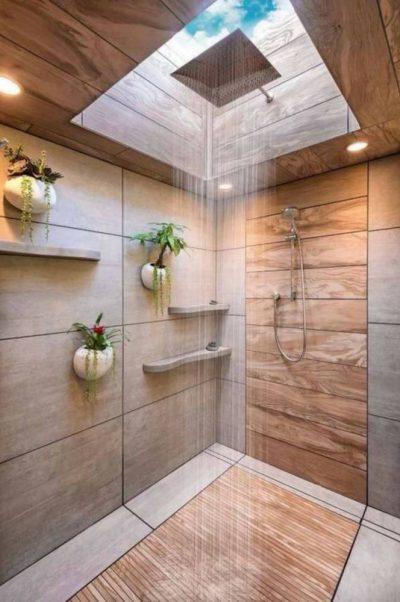 lichtkoepel badkamer