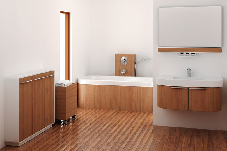 moderne-badkamers
