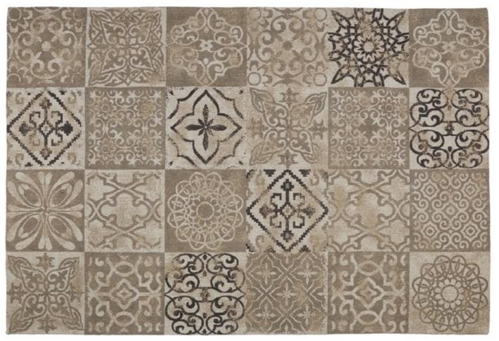 mosaic vloerkleed