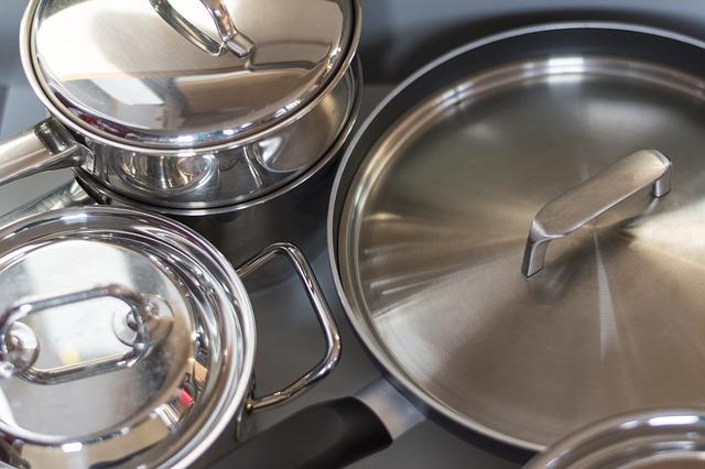 keukenlade voor pannen