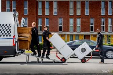 verhuizen, verhuizers, inrichten nieuwe huis