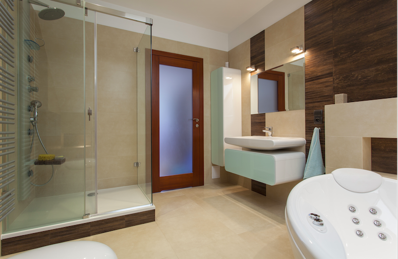 ronde vormen badkamer trend
