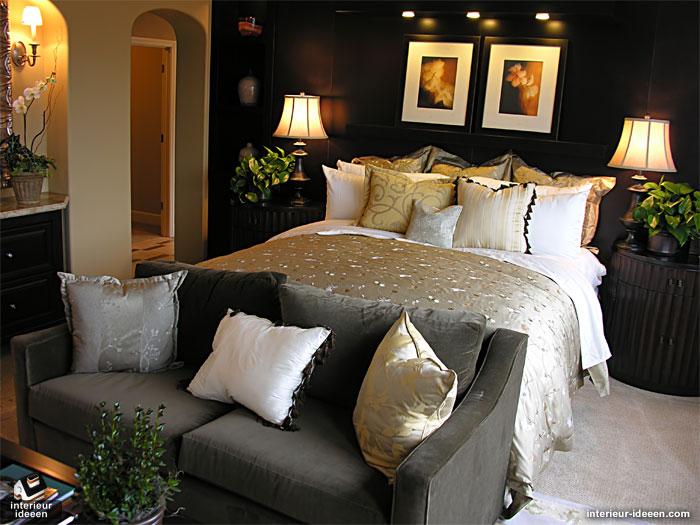 Inrichting Grote Slaapkamer : Slaapkamer voorbeelden prachtige foto s van inspirerende slaapkamers