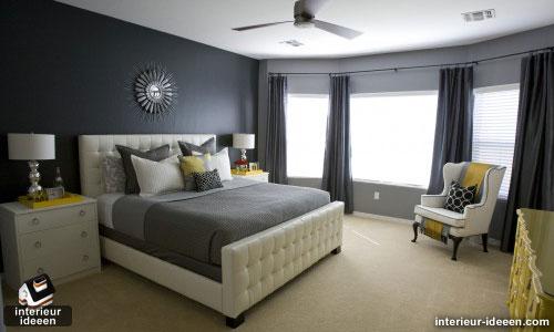 Slaapkamer Ideeen Grijs Wit.Grijze Slaapkamer Voorbeelden En Uitleg Over Kleurcombinaties