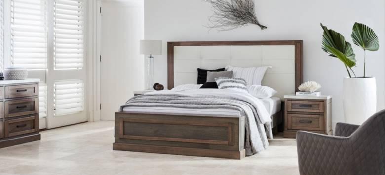 slaapkamer voorbeelden wit