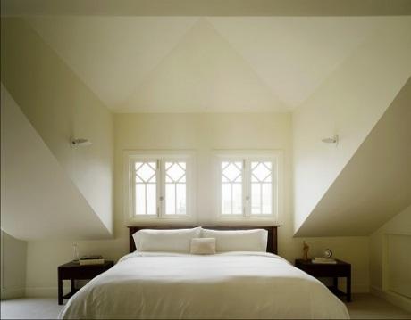 slaapkamer dakkapel