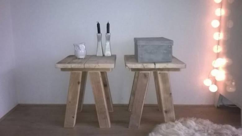 Inrichting Woonkamer Steigerhout : Leuke steigerhout ideeën voor in je slaapkamer interieur ideeen