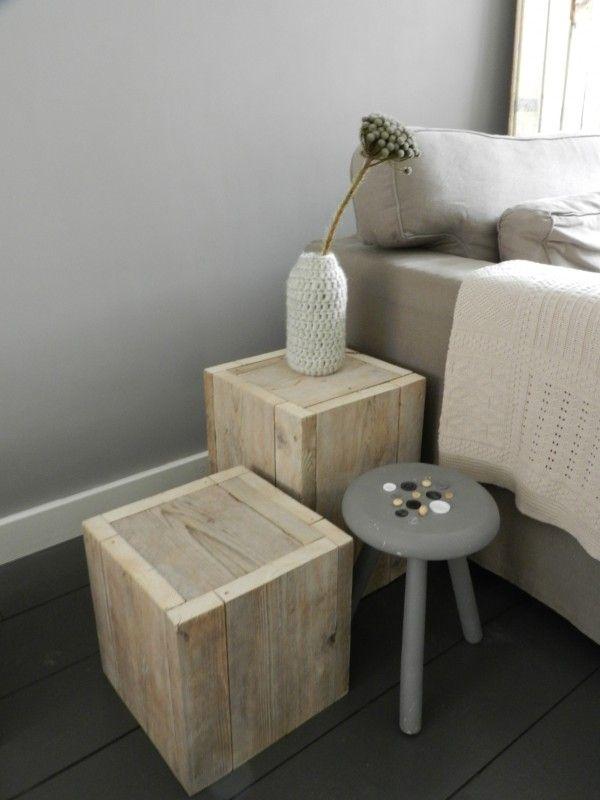 steigerhouten meubels natuurlijke materialen woonkamer