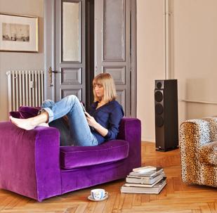 stijlvolle speakers