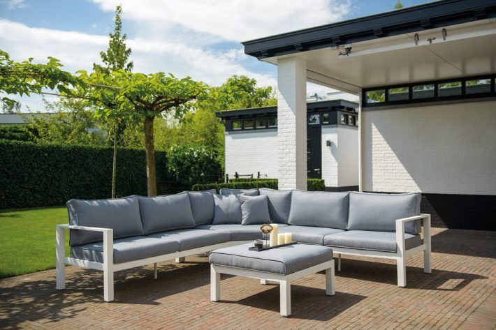 tuin interieur loungeset
