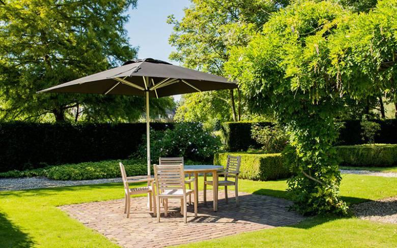 tuin parasol zomer