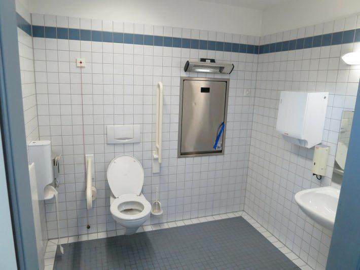 toilet wandbeugels