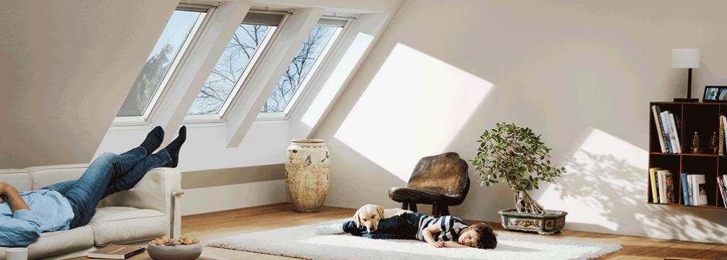 woonkamer natuurlijk licht in huis