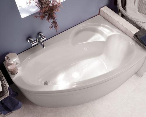 Zo kies je een hoekbad dat past bij je badkamer interieur ideeen