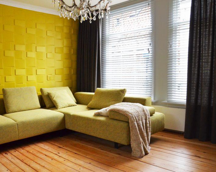 Raamdecoratie kiezen woonkamer