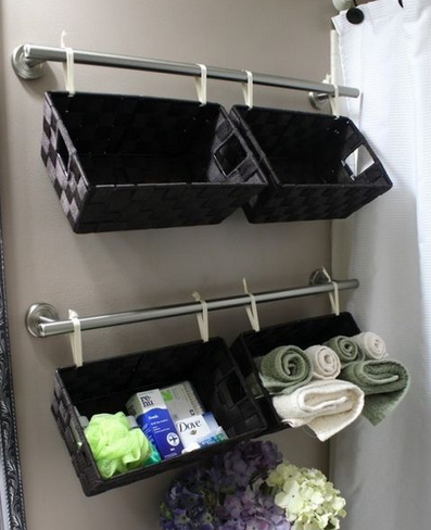 badkamer idee opslagruimte