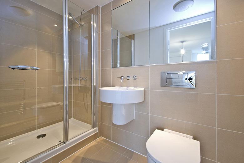 Badkamer voorbeelden inloopdouche veel foto s en ideeen
