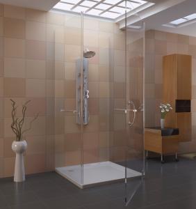 badkamer voorbeelden inloopdouche overzicht