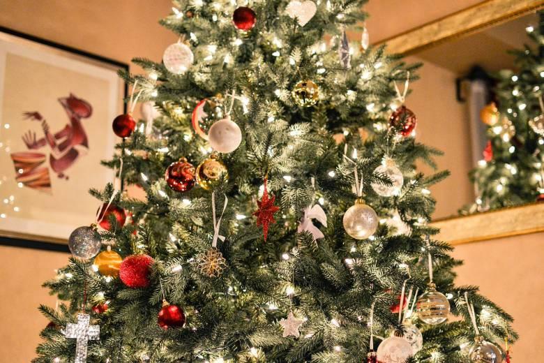 kerstverlichting kerstboom