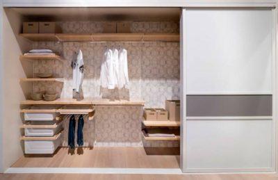Kledingkast slaapkamer ideeen