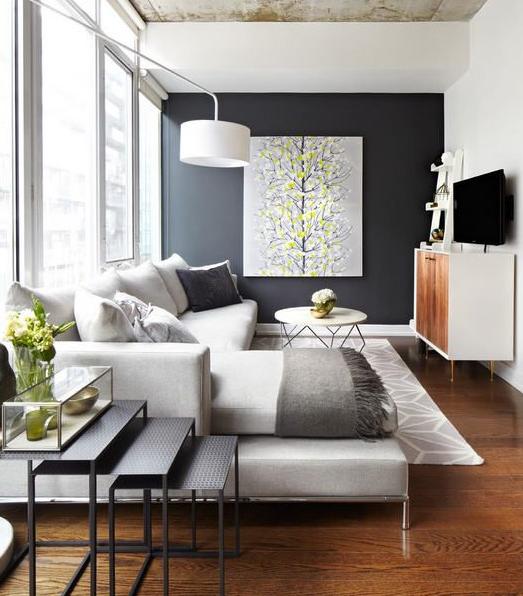 Populair Inrichten kleine woonkamer - inspiratie voor een slimme inrichting @HT96