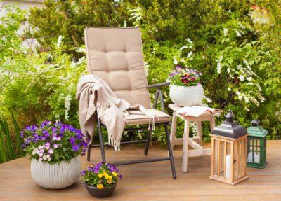 perfecte tuinstoel