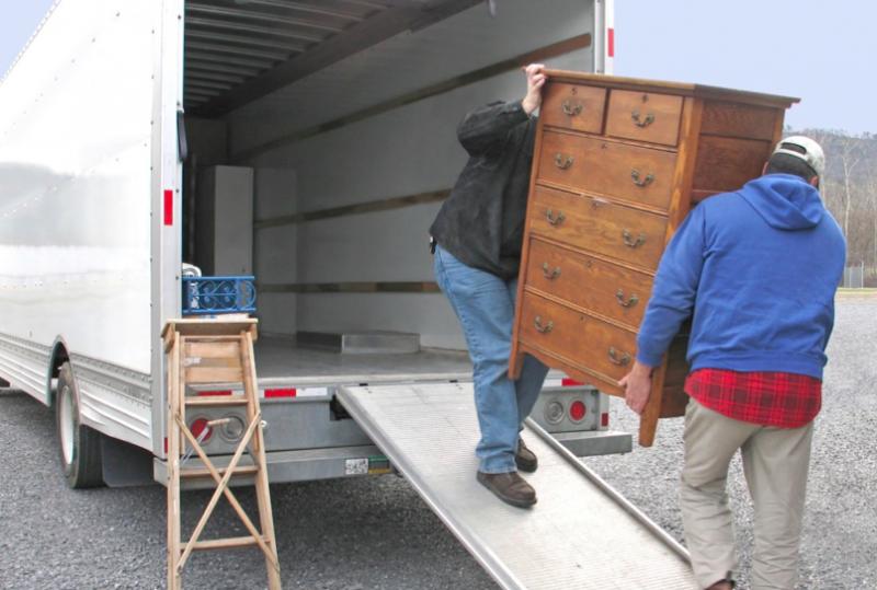 verhuizen woning inrichten