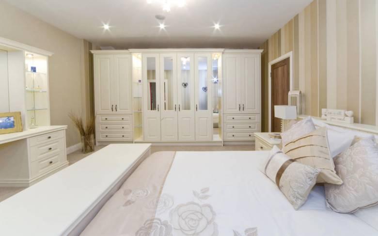 witte slaapkamer voorbeelden