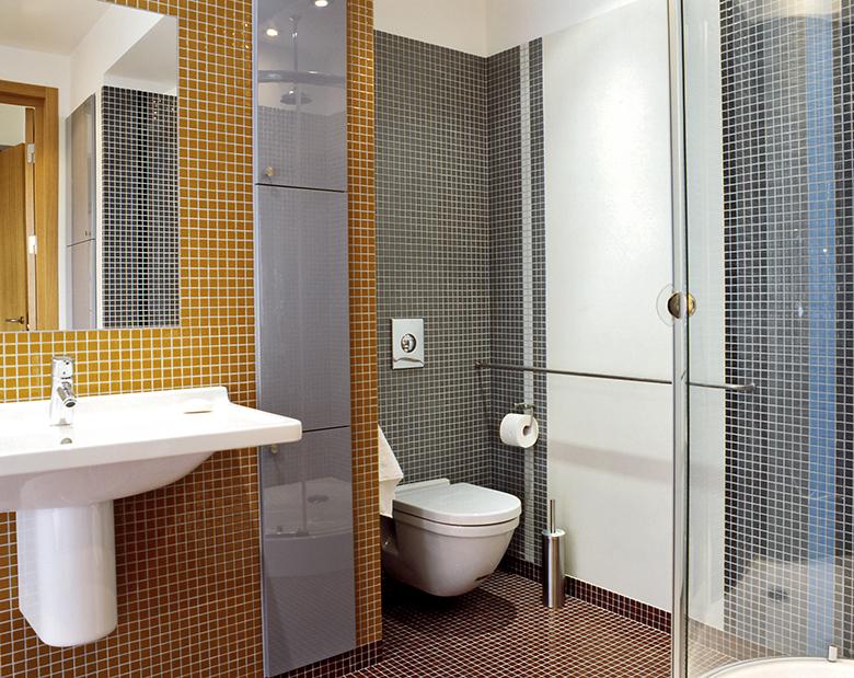 Badkamer Opberg Ideeen : Badkamer voorbeelden zwart wit 22 badkamer fotos